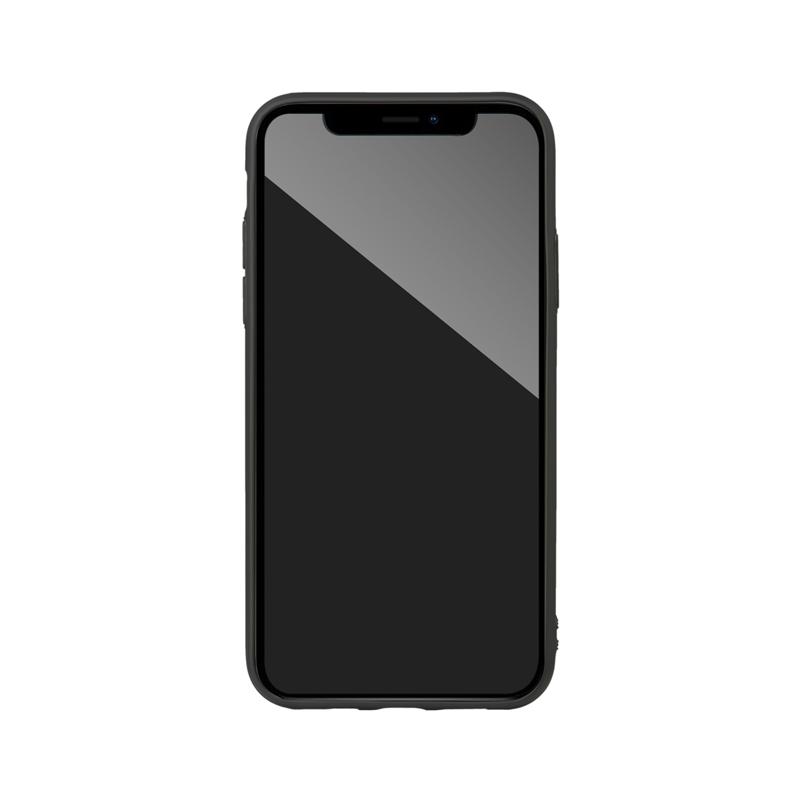 coque iphone xr tpu noir